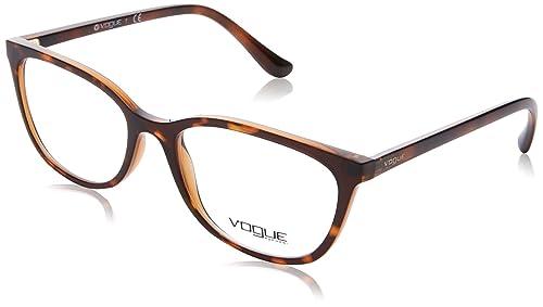 Vogue Vo5192 2386 Cal.53 Occhiale Da Vista Havana Eyeglasses Sehbrille Donna New Mp7kX5UDKZ