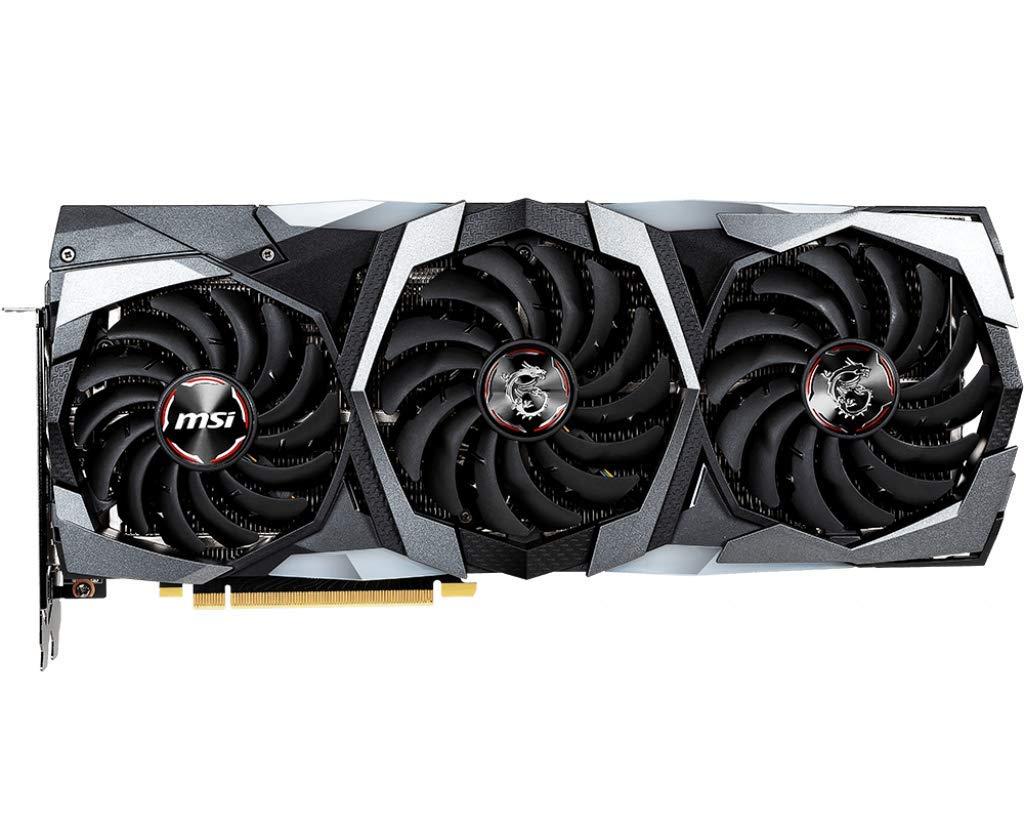 MSI Gaming GeForce RTX 2080 8GB GDRR6 256-bit VR Ready Graphics Card (RTX 2080 GAMING X TRIO) by MSI (Image #2)
