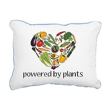 Amazon.com: CafePress, diseño de verduras Corazón – 12