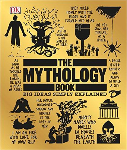 The Mythology Book: Big Ideas Simply Explained ()