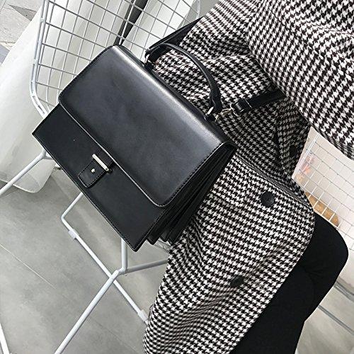 Messenger Business Épaule À documents Porte Main Sac Black Organ Sacs Femme Bag wYq8xX4
