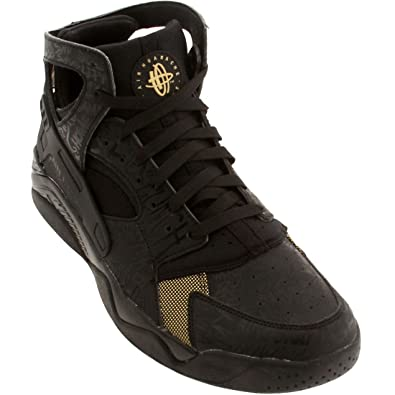 10150c3e2a746 Nike air Flight Huarache PRM QS Mens hi top Trainers 686203 Sneakers Shoes  (UK 8