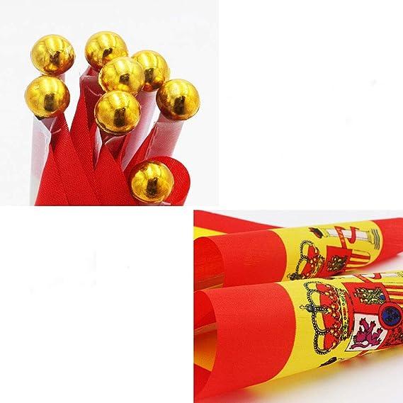 Nikgic Mini Bandera de España, 14cm*21cm, de País de España ...