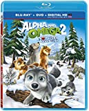 Alpha & Omega 2: A Howl-iday Adventure [DVD + Blu-ray + Digital HD]