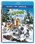 Cover Image for 'Alpha & Omega: A Howl - Iday Adventure'