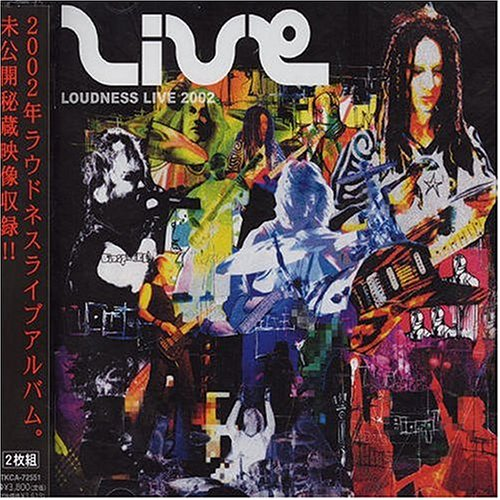 Live 2002 by Imports