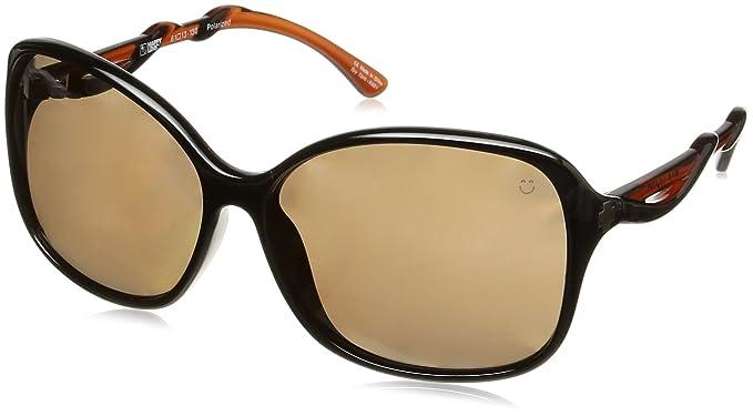 Spy - Gafas de Sol - para Mujer Happy Bronze Polar Talla:Uni ...