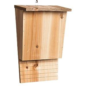 Evergreen Single Chamber BAT HOUSE