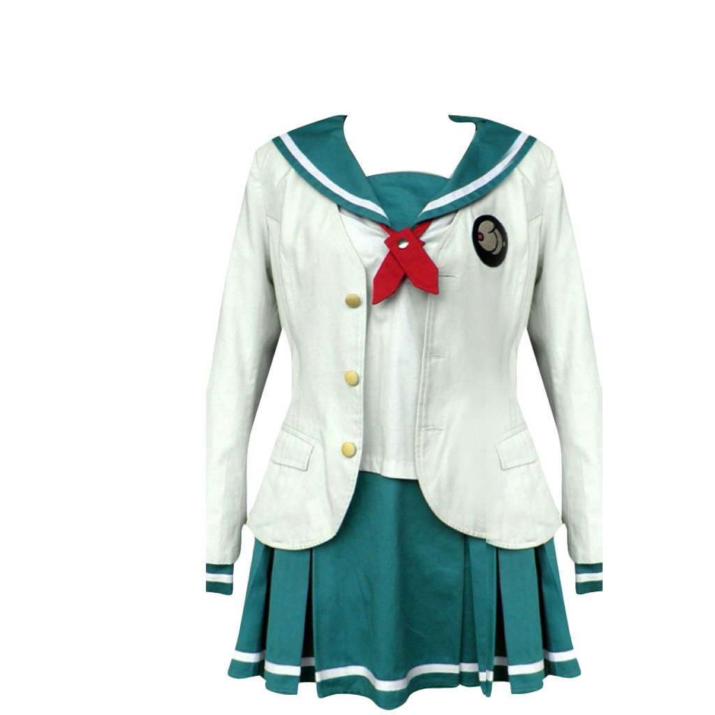 Dream2Reality Xenoglossia Cosplay Kostuem -The Idol Master Winter School Uniform Maedchen XX-Large