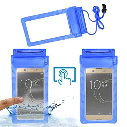 quality design 2d86b a3592 Acm Waterproof Bag Case for Sony Xperia Xa1 Ultra: Amazon.in ...