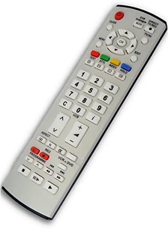 eRemotes - Mando a distancia de repuesto para Panasonic LCD TV ...