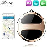 Mini traceur GPS, capteur de localisation satellite, étanche, pour enfants, personnes âgées, animaux, bagages, requiert une carte SIM, GSM et GPRS, iOS Android, TK08