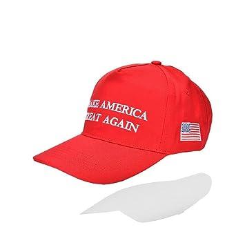 11eeef6ceed Amazon.com   Elegant4beauty Donald Trump Make America Great Again Hats  Embroidered