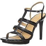 Calvin Klein Women's Valene Platform Dress Sandal