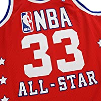 Mitchell   Ness Patrick Ewing 1989 NBA All Star East Swingman Red Jersey  Men s. Loading Images. d69765f9a
