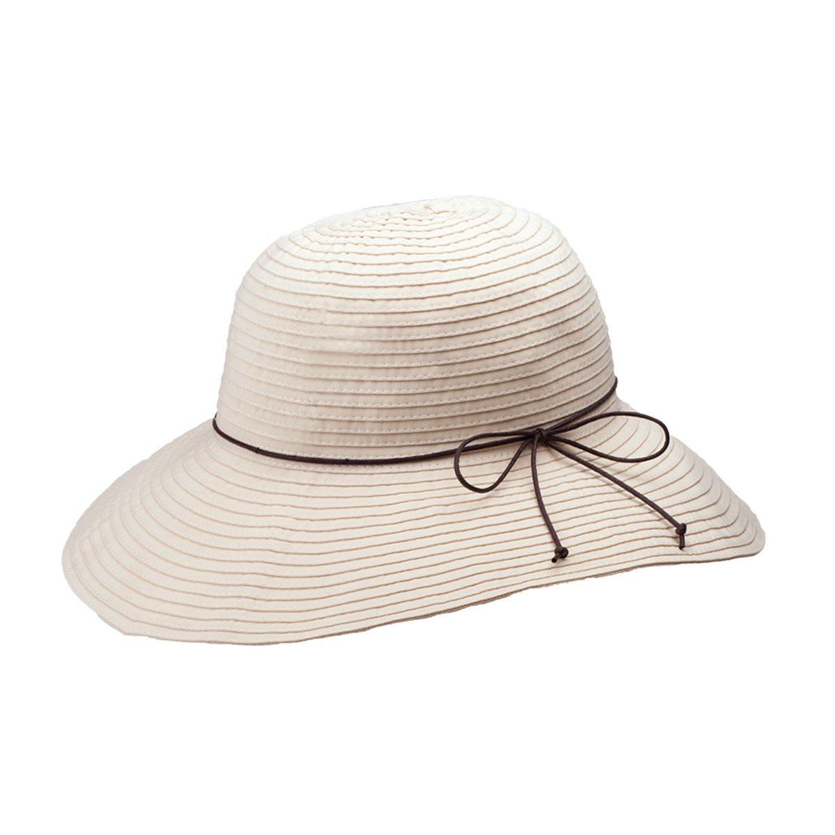 Peter Grimm Womens Karena Resort Hat - Ivory