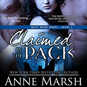 Claimed by the Pack Audiobook