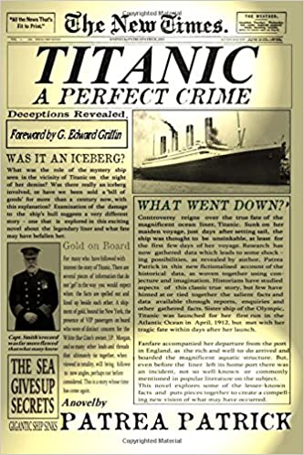 Patrea Patrick - Titanic A Perfect Crime Audiobook Free Online
