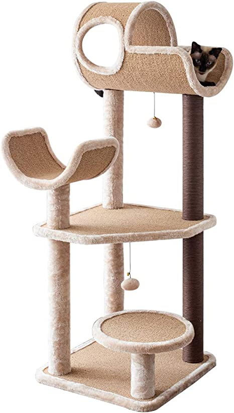 Catry Large Activity Cat Tree Ct18382 Pet Supplies