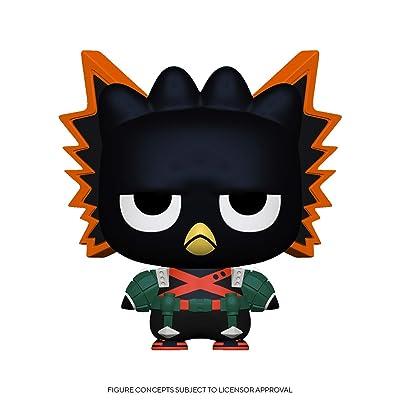 Funko Pop! Animation: Sanrio/My Hero Academia - BadtzMaru-Katsuki: Toys & Games