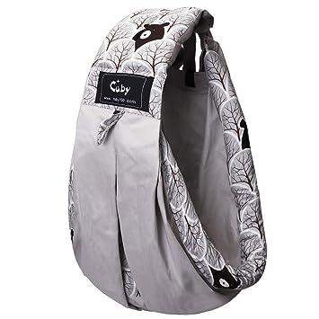 Amazon.com: vrbabies bebé Eslingas y Wraps Carrier de ...