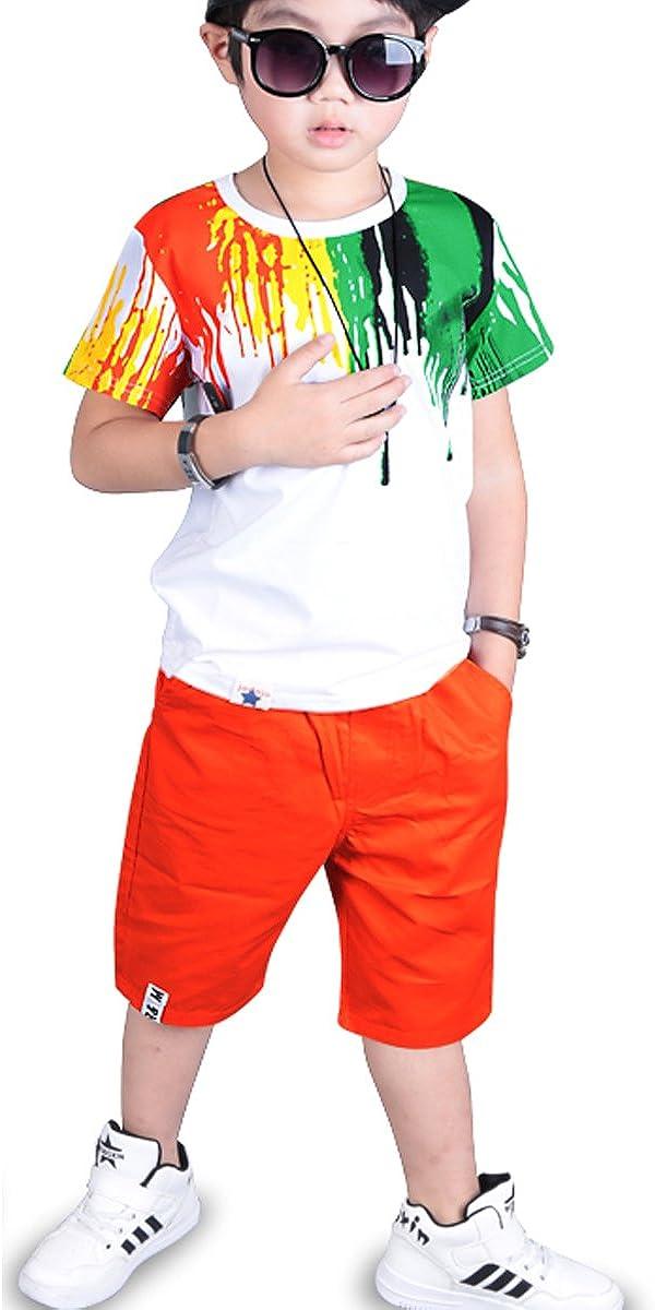 Zimaes-Men Solid Color V Neck Short-Sleeve Cozy Blouse T-Shirt Tops
