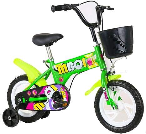 XGYUII Bicicleta Infantil para niños y niñas Bicicleta para niños ...