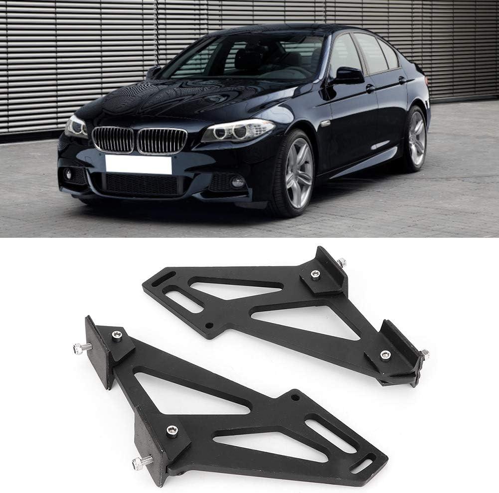 Duokon Spoiler Mount Brackets Universal Car CNC Aluminum Alloy Rear Wing Trunk Racing Tail Spoiler Legs Mount Brackets
