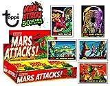 2012 Topps Heritage Mars Attacks Hobby Trading Card