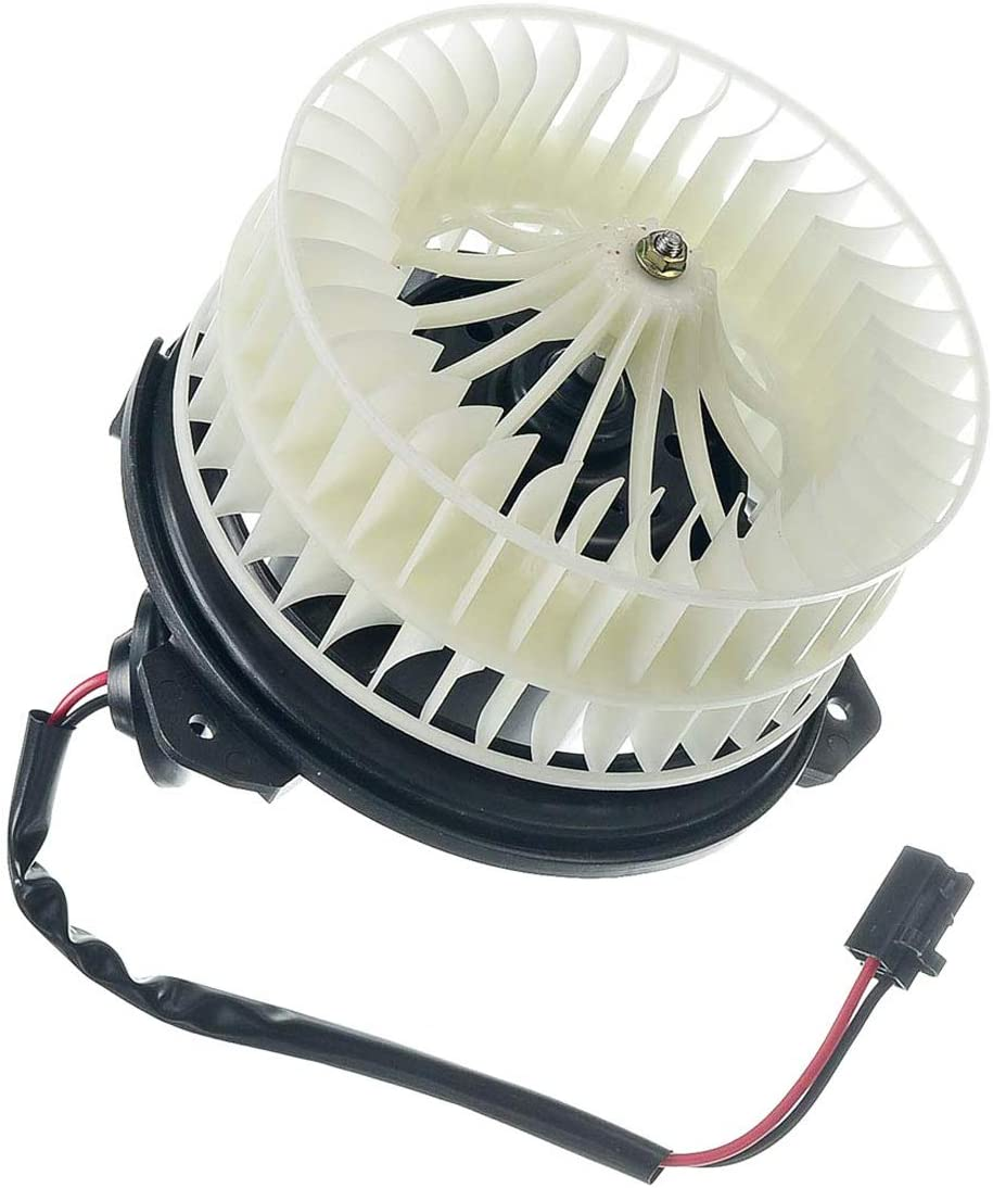 A-Premium Heater Blower Motor with Fan Cage for Chrysler 300M Concorde Intrepid Dodge Intrepid 1999-2004