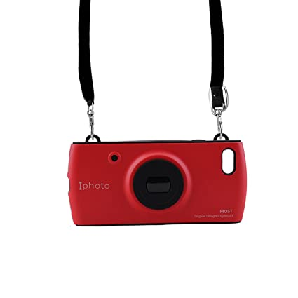Best cheap camera cases for iphone 8 red