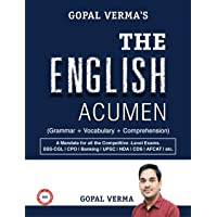 The English Acumen Grammar + Vocabulary + Comprehension