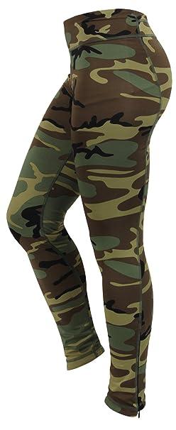 416c0083178b1 Amazon.com: Rothco Womens Camo Performance Leggings: Sports & Outdoors