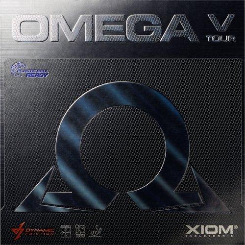 XIOM Omega V Tour Black 2.0 Rubber