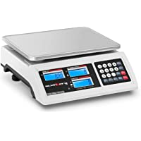 Steinberg Systems Balanza Cuentapiezas Báscula Digital SBS-ZW-3005 (Rango