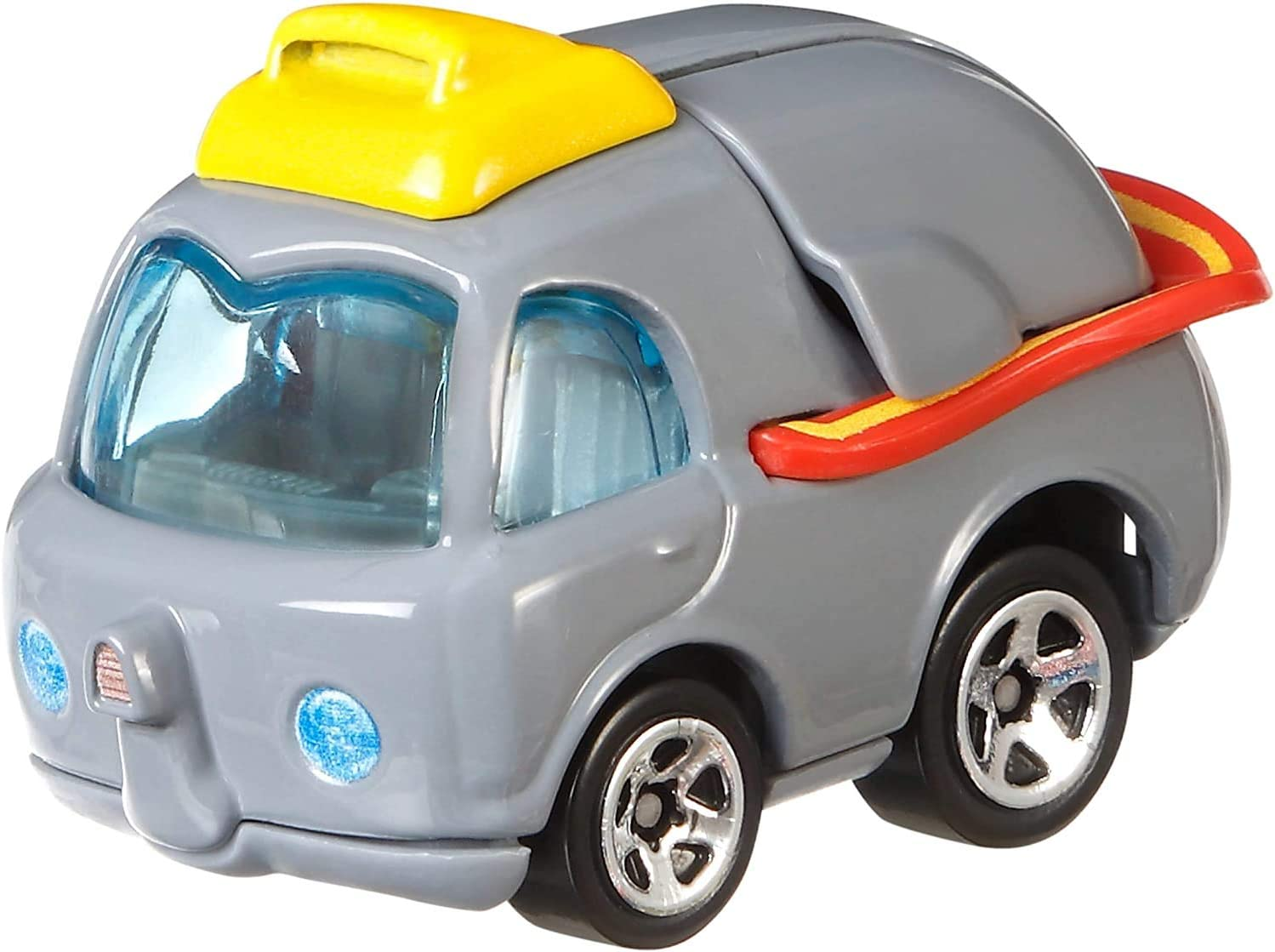 Hot Wheels Disney Voiture Dumbo 5,5 cm Gris
