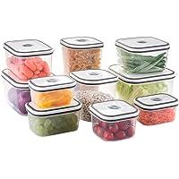 Kit Potes 10 Peças Electrolux Transparente