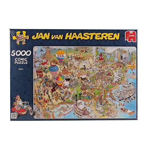 Jumbo USA, Jan Van Haasteren 5000 pcs puzzle