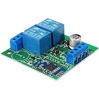Carte de module de relais /à semi-conducteurs 5 V /à 1 canal avec fusible r/ésistif 250V2A Durablement con/çu Magnifique