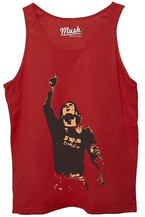 Canotta By Style Capitano Sport Roma Dress Your Mush Totti mwNOynv80