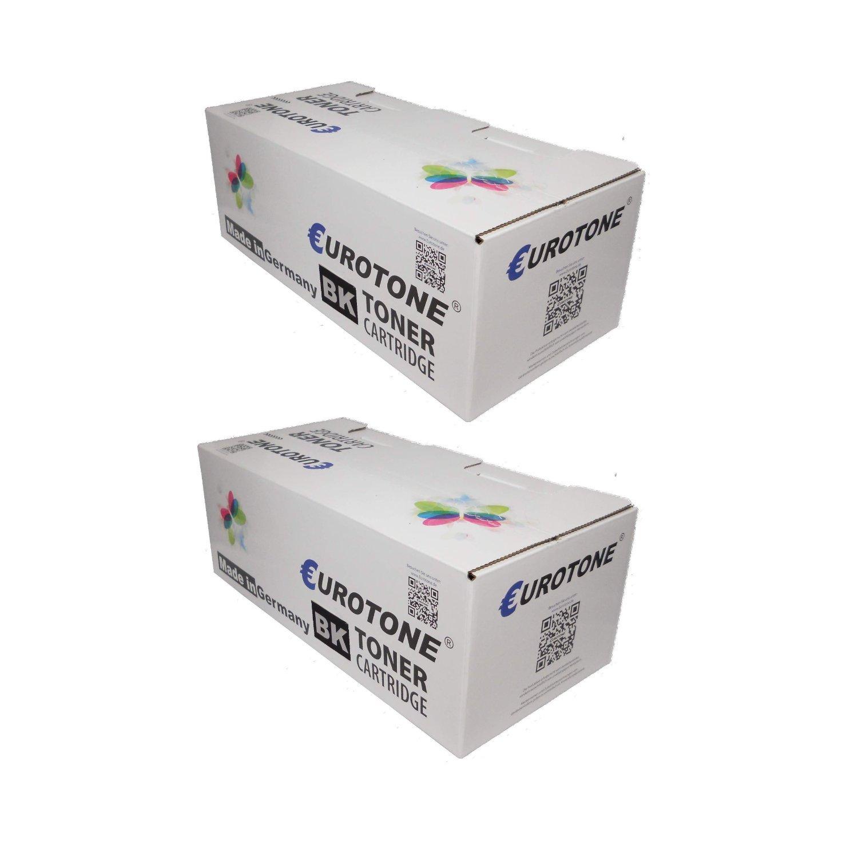 2X XXL Eurotone Toner für Workforce AL-M300DT AL-M300D AL-M300DN AL-M300DTN ersetzen Epson C13S050690 Patronen Original EUROTONE (ISO-Norm 19798)