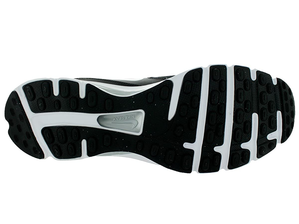 Nike Reax Run 9 Uomo US 8.5 Nero Scarpe ginnastica EU 42