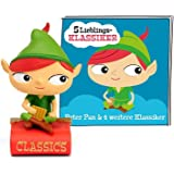 tonies 01-0177 5 Favorite Peter Pan and Other Classics Multi-Coloured