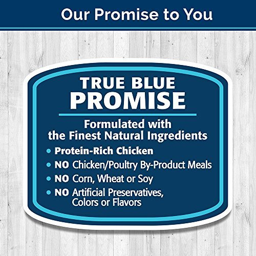 Blue Buffalo Life Protection Formula Natural Puppy Large Breed Dry Dog Food, Chicken and Brown Rice 30-lb by BLUE Life Protection Dog Food (Image #6)