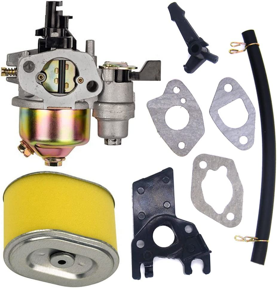 FitBest Carburetor with Air Filter Intake Manifold for Honda GX160 5.5HP GX200 6.5 HP Engine Carb Replaces# 16100-ZH8-W61: Home & Kitchen