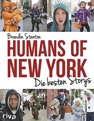 Book cover from Humans of New Yorkby Brandon Stanton