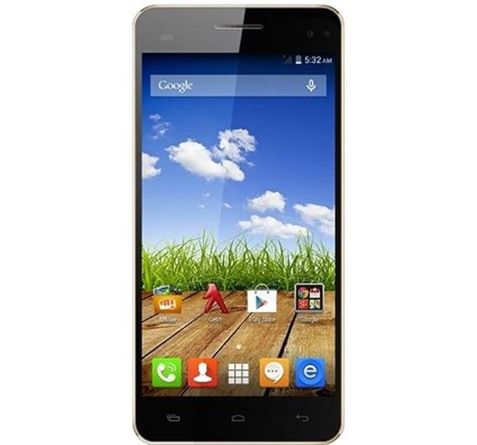 Micromax Canvas HD Plus A190  Black  Smartphones