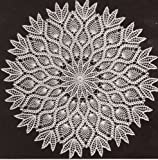 Vintage Crochet PATTERN to make - Pineapple Doily Centerpiece. NOT a finished item. This is a pattern and/or instructions to make the item only.