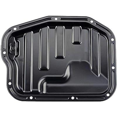 A-Premium Engine Oil pan for Nissan Altima Sentra 2002-2006 2.5L 11110-3Z010: Automotive