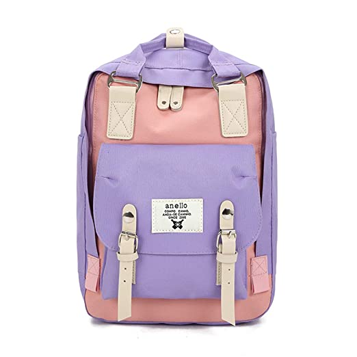 3110d87cde Women Backpack - Sprite Beat Canvas Fashion Backpack Casual College Student  Book Backpack Lightweight Travel for